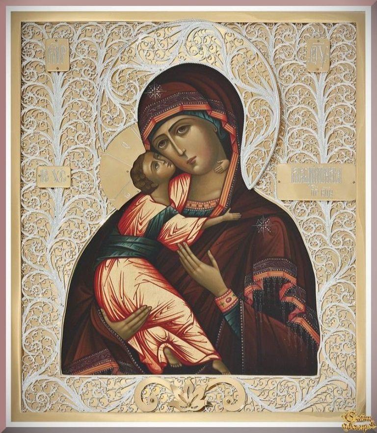 Стояние на Угре и Владимирская икона