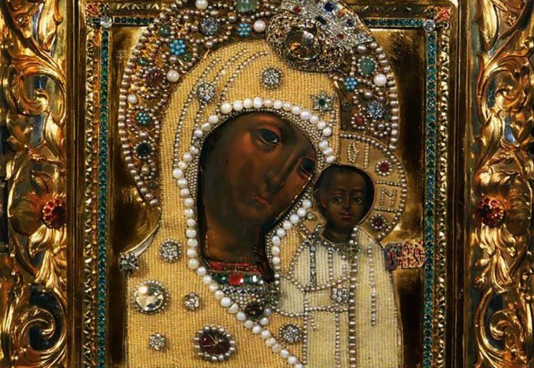 Казанская икона в Москве