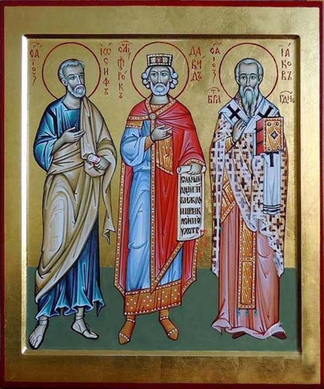 Святой Иаков, брат Господень