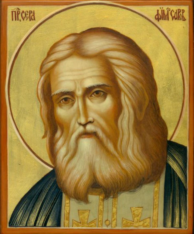 Второе обретение мощей преподобного Серафима Саровского