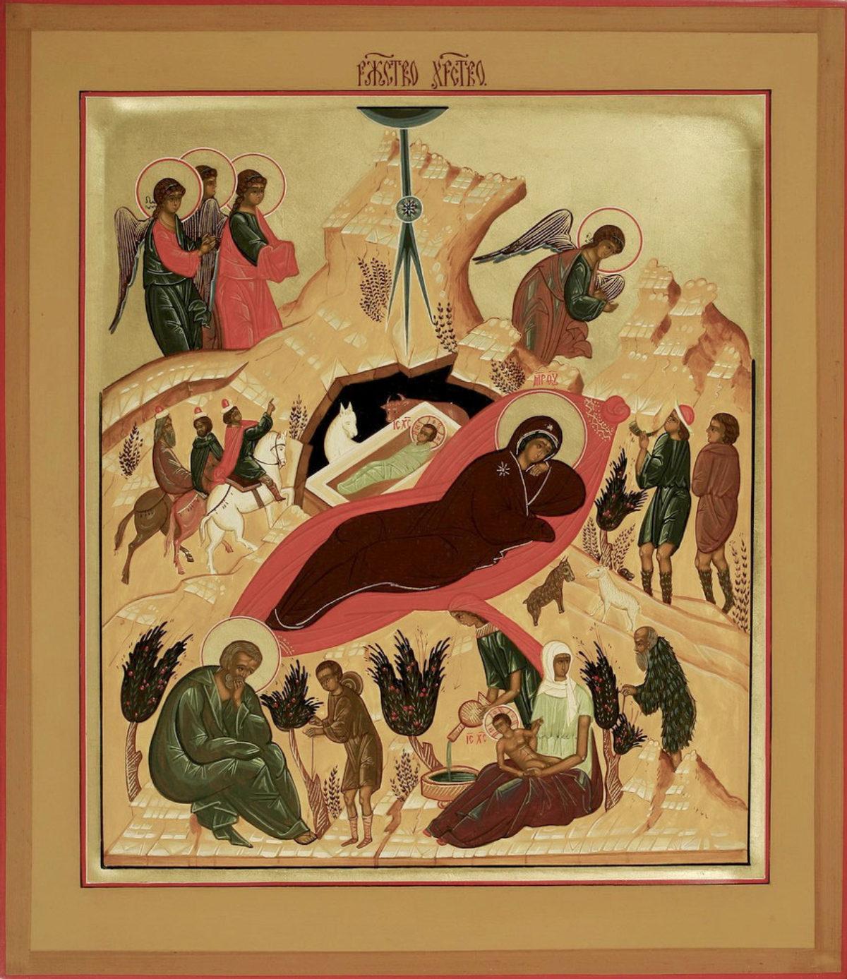 Рождество Христово: духовный смысл праздника