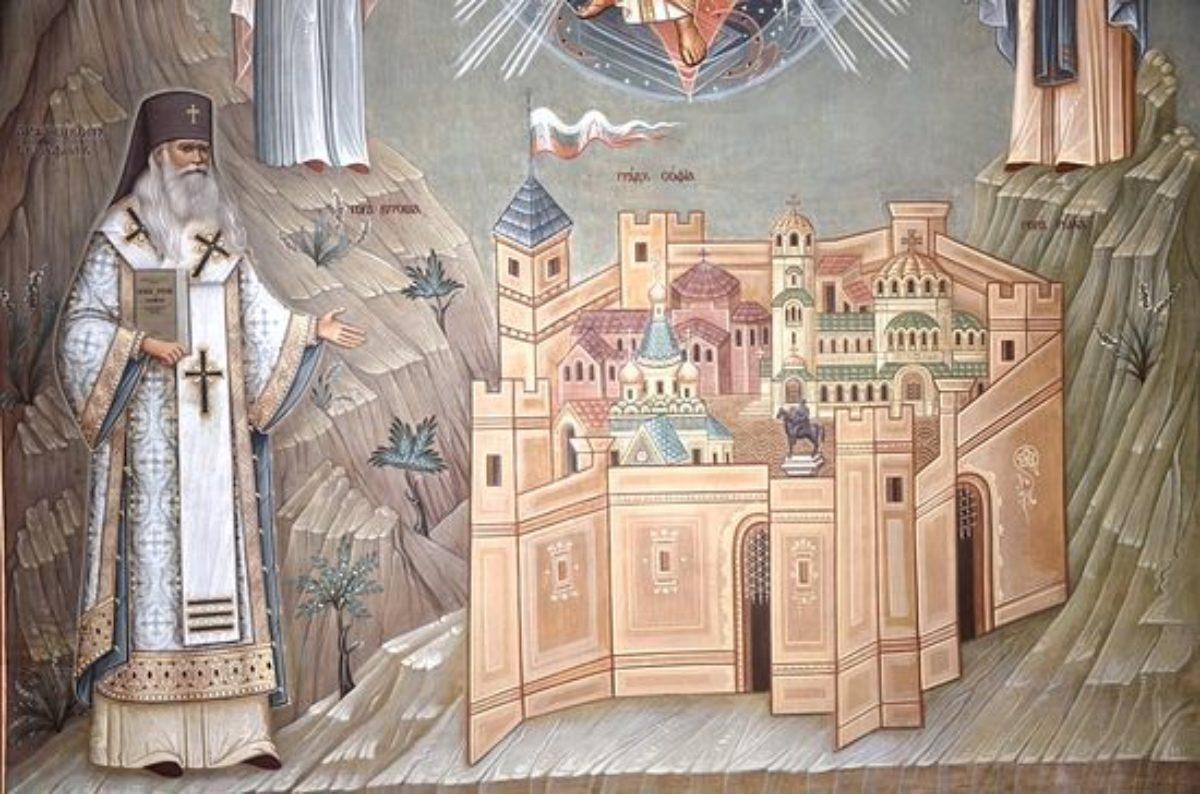 Святитель Серафим (Соболев)