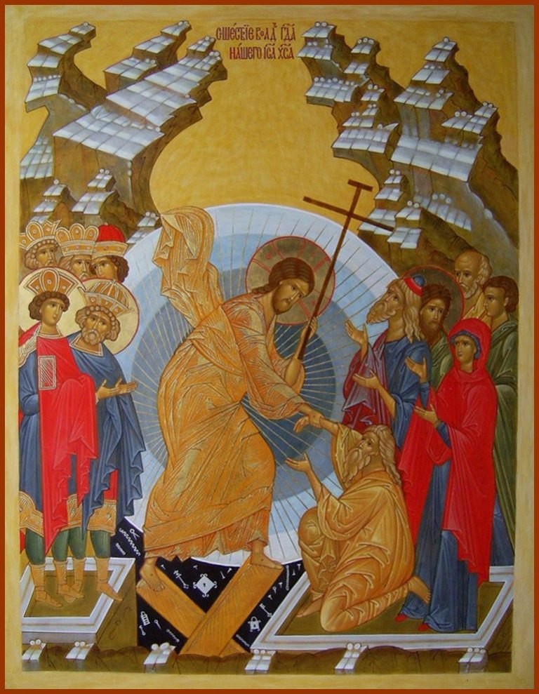 История празднования Пасхи