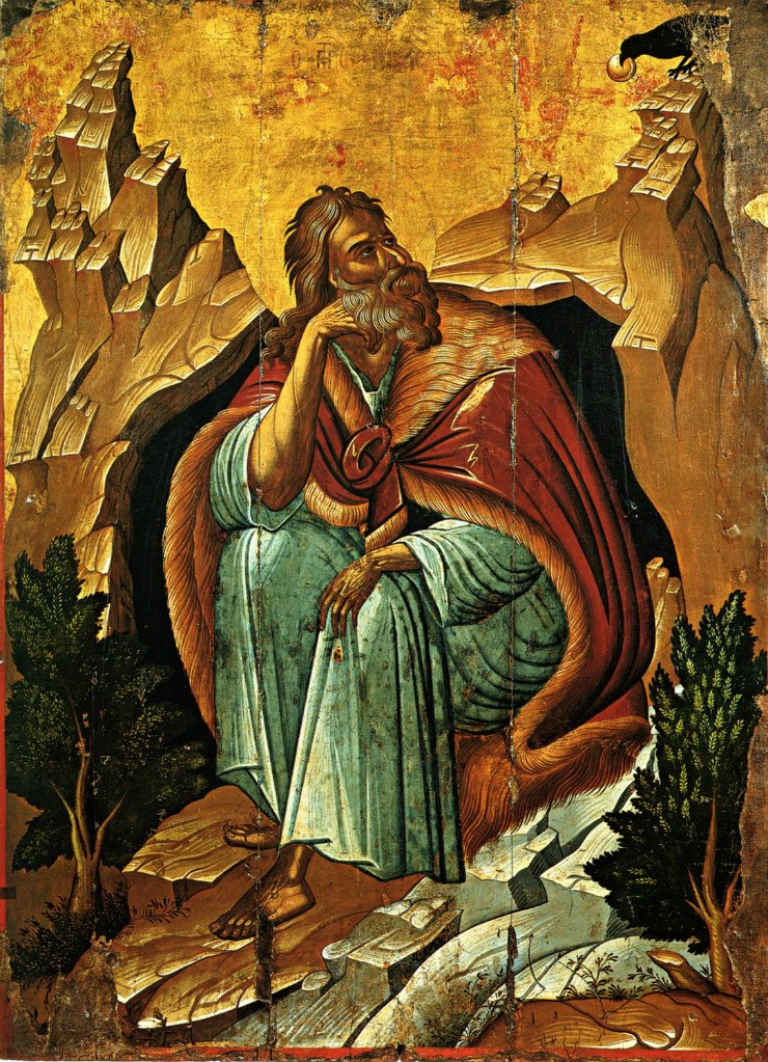 Служение пророка Илии