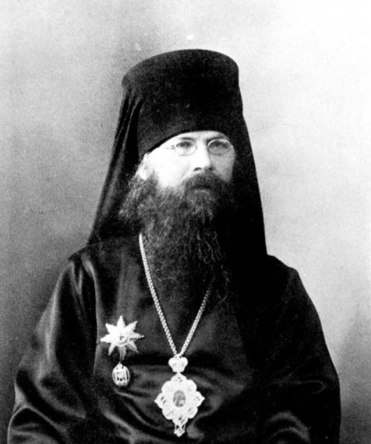Священномученик Вениамин Петроградский: «Христос наша жизнь, свет и покой»