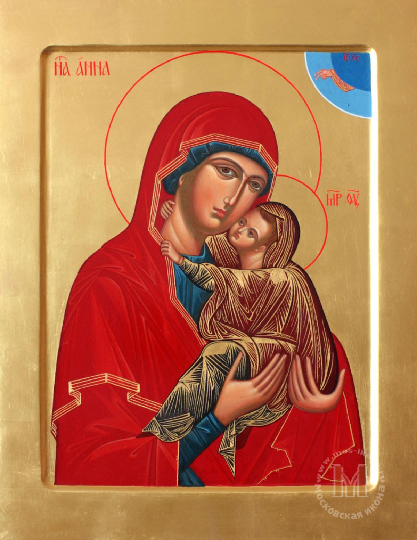 Успение праведной Анны