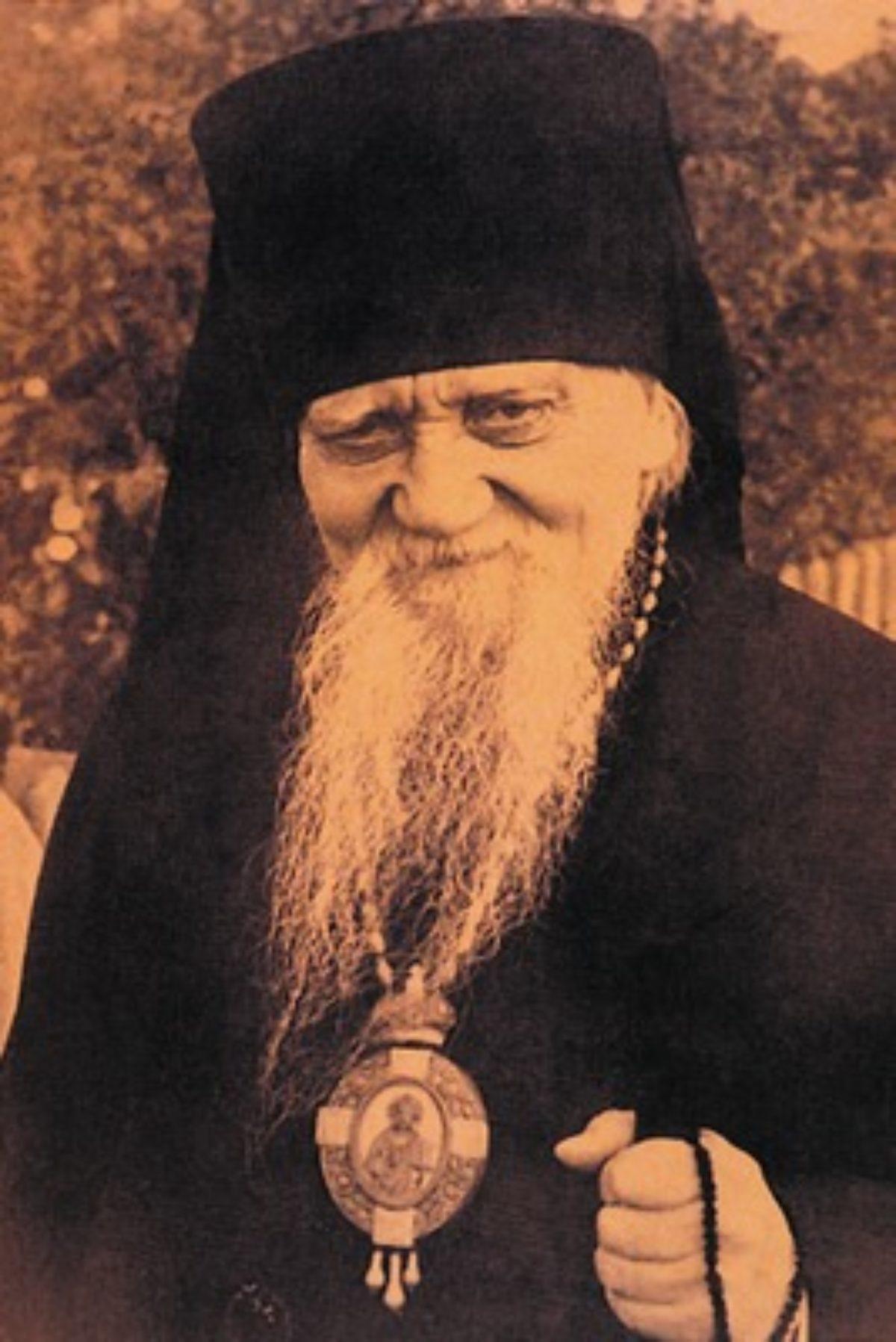 Святитель Афанасий (Сахаров)