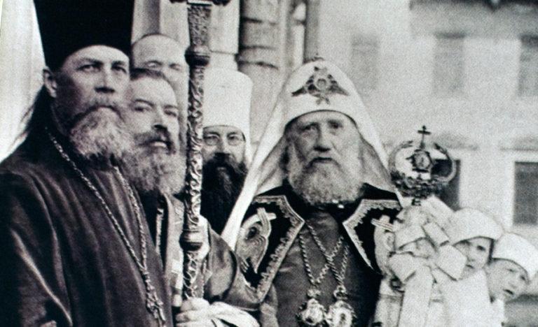 Избрание святителя Тихона: как это было