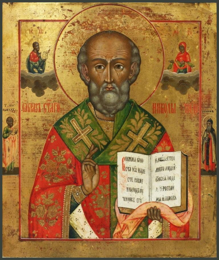 Святитель Николай Чудотворец: факты из жизни