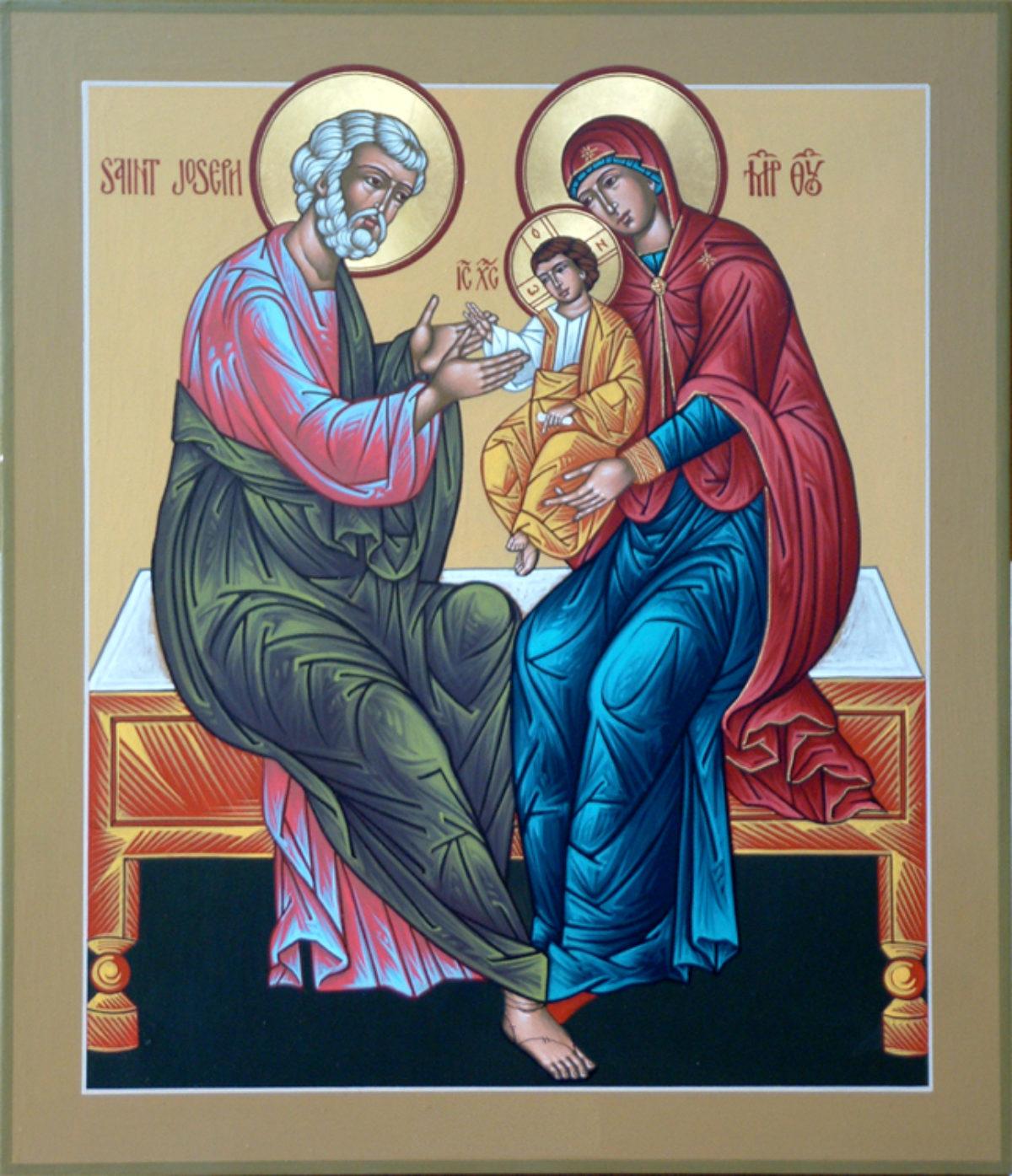 О житии праведного Иосифа Обручника