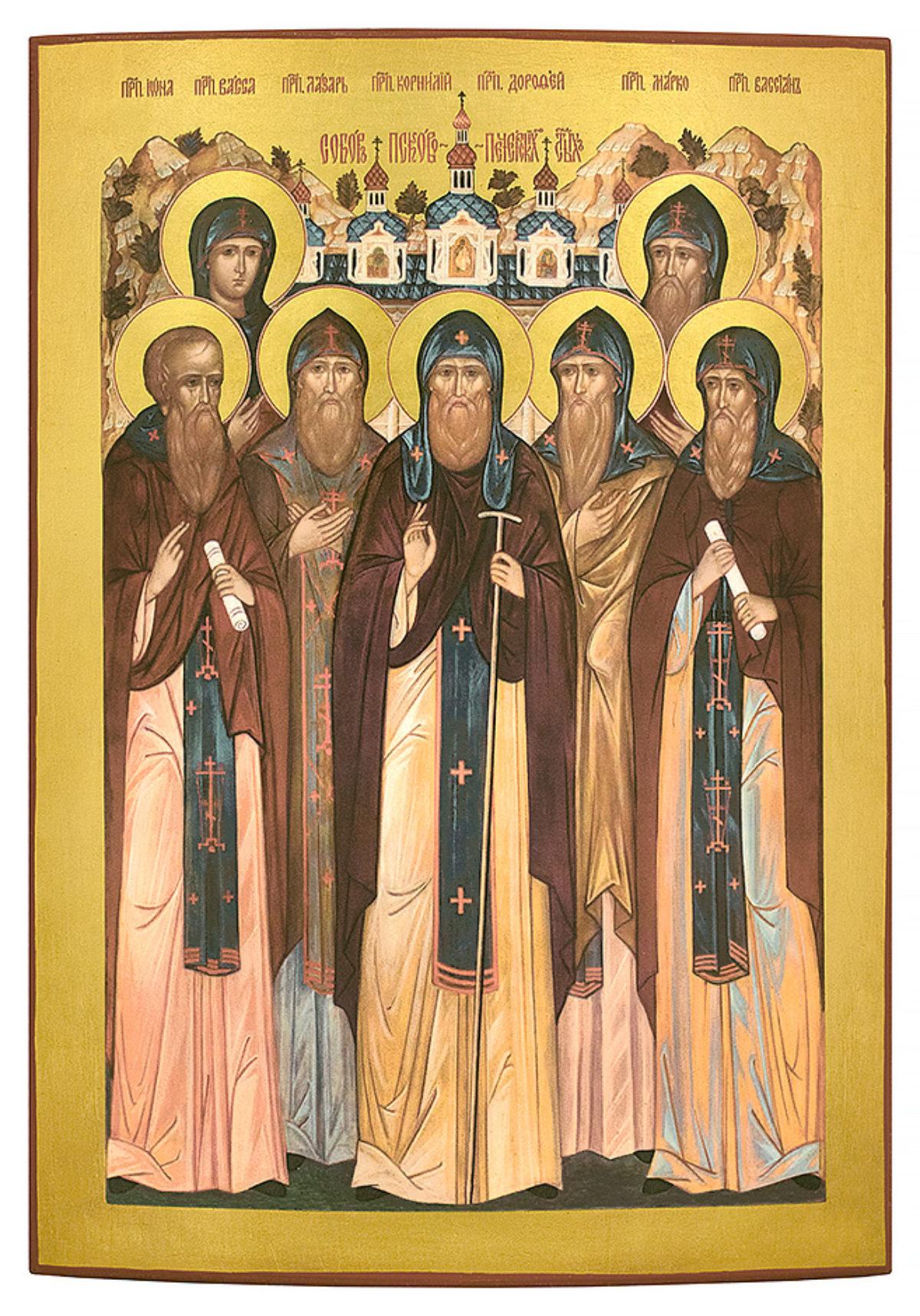 Собор всех преподобных отцев, в подвиге просиявших