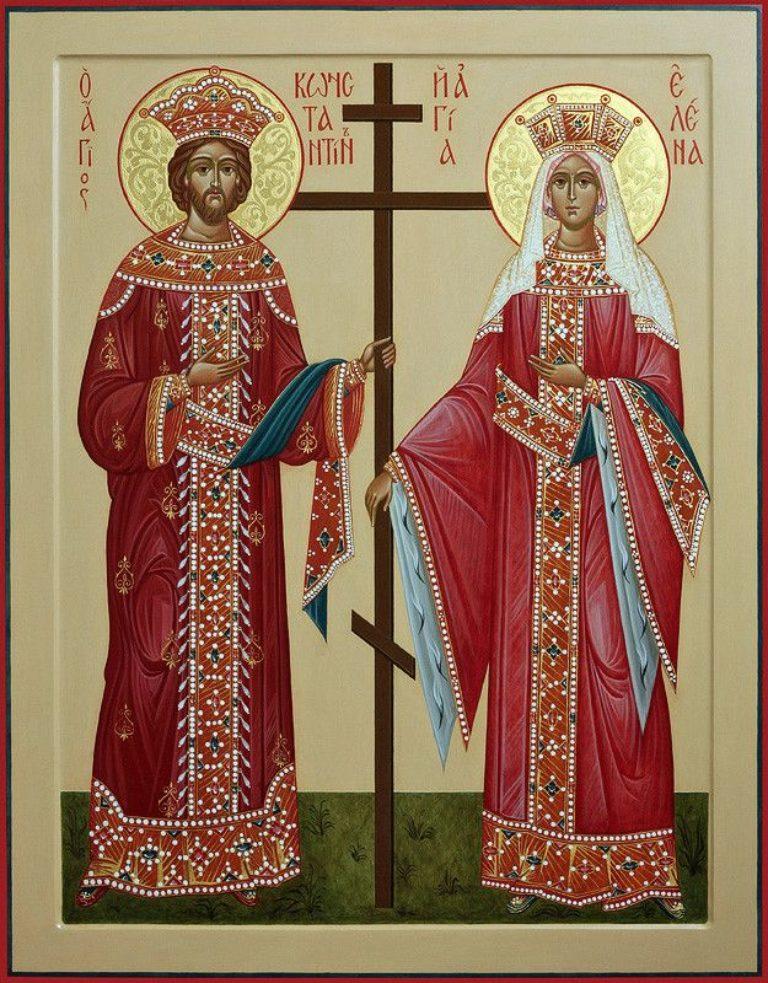 Труды святой Елены
