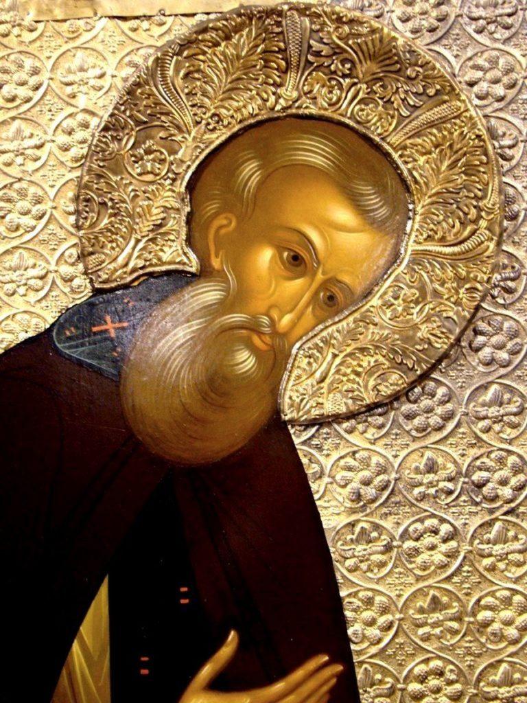 О преставлении преподобного Сергия